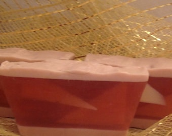 Handcrafted Goat's Milk Soap Hot Apple Pie