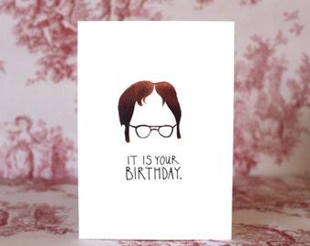 Dwight Schrute Birthday Card