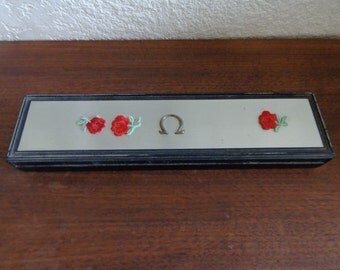 Vintage OMEGA Rose Watch Box