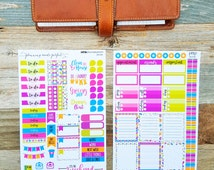 Candy Crush Weekly Planner Stickers (Set14)