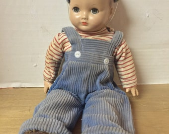 Tommy Tucker Effanbee Composition Doll