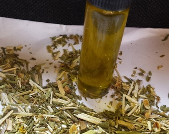 Rue Oil -Booster, Protection, Hex breaking, Prosperity