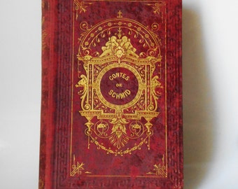 Rare book - My tales from Schmid - France