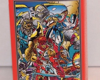 Youngblood Comic Cards by Comic Images 1992 - New in Package