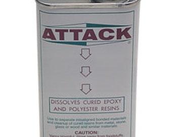 Attack Solvent, 8 Fluid Ounces   GLU-250.00