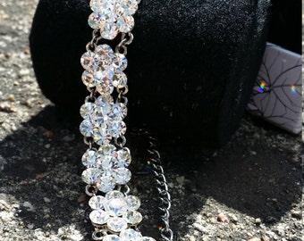 Necklase from swarovski crystals