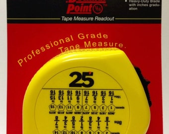 Tape Measure Read Out