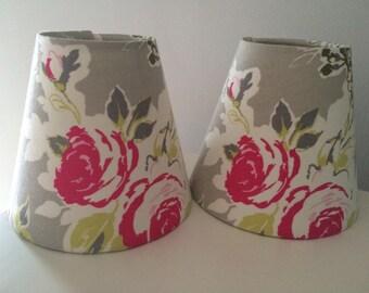 Handmade wall lampshades