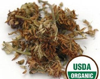 Red Clover Blossom, Whole Organic 1 oz