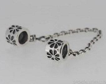 Authentic Pandora Daisy Safety Chain # 790385