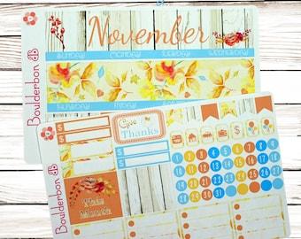 November Monthly Kit