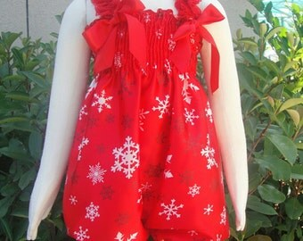 Christmas Baby Romper Jumpsuit One Piece