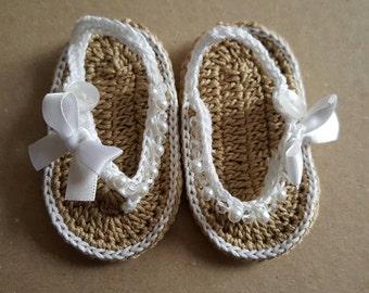 Sandals baby hook