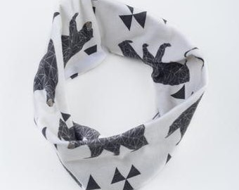 Big Bears Eternity Scarf (6m to 36m) Free Shipping