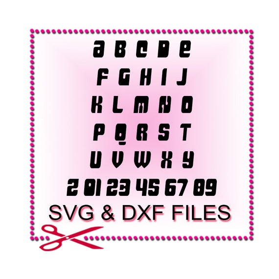 Elegant Script Font Design Files For