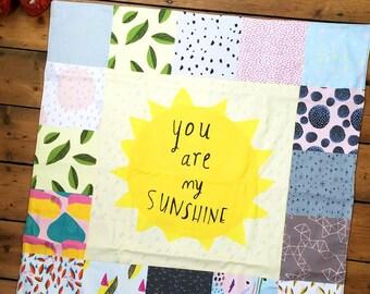 Sunshine playmat