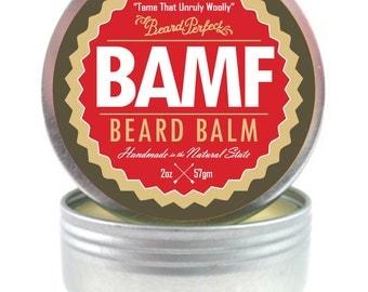Beard Perfect - BAMF Beard Balm 2oz