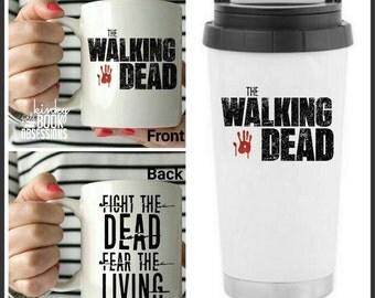 Walking Dead Inspired Mugs
