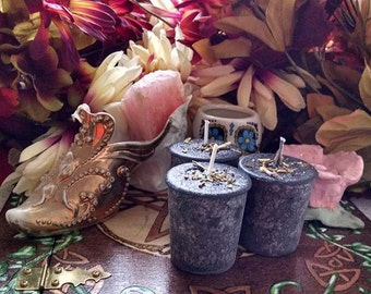 Return to Sender Palm Wax Spell Candle Votives