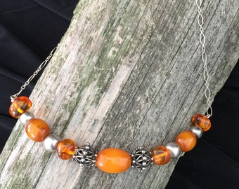 SALE Baltic & Copal Amber Choker Necklace 100 dollars off (New Price Listed)