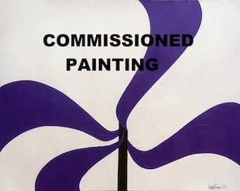 """Commission 48"""" x 60"""""""