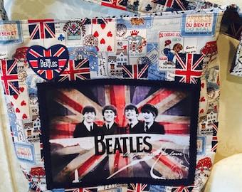 Beatles Cross body Purse