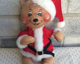 1984 Mobilitee Christmas Santa, Mobilitee Christmas Decoration, Mobilitee Santa Claus