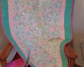 Baby Girl Crib Set Bundle