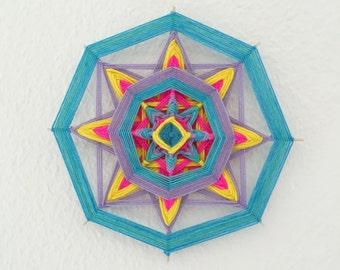 God's eye - Lotus
