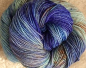 TIDEPOOL - Hand Dyed Yarn on a Variety of Bases