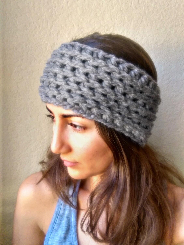 Chunky crochet ear warmer pattern ear warmer crochet pattern this is a digital file bankloansurffo Image collections