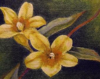 Art Print - Acrylic Painting