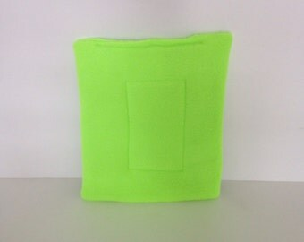 Small neon guinea pig potty pad/ pee pad