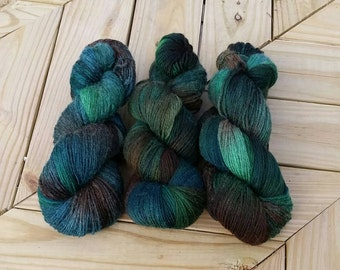 100% Peruvian Highland Wool -Sport Weight