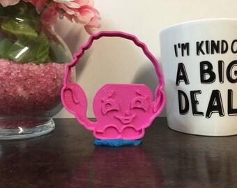 Kooky Cookie - Cookie / Fondant Cutter - Shopkins - 3D Printed