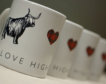 Love Highlands Mug