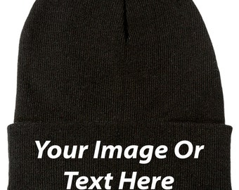Customized Embroiderd Beanie Cap