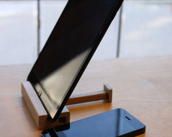 Compact Tablet, iPad or iPhone Stand