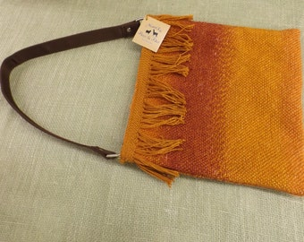 Handwoven Lined Bags with Pocket