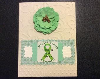 Card of Hope - Mental Health Awareness Card