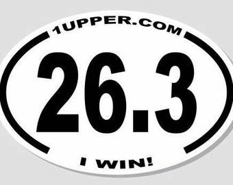 26.3 Bumper Sticker