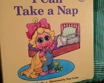 Muppet Babies Big Steps Book I Can Take a Nap
