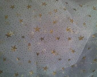 Gold Star Organdy