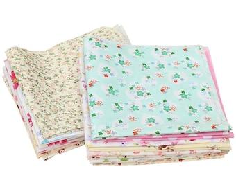 18 piece of cotton fabric patchwork fabrics fabric sets