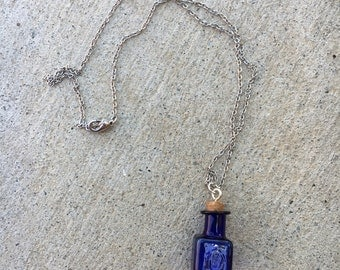 Secret Potion Charm Necklace