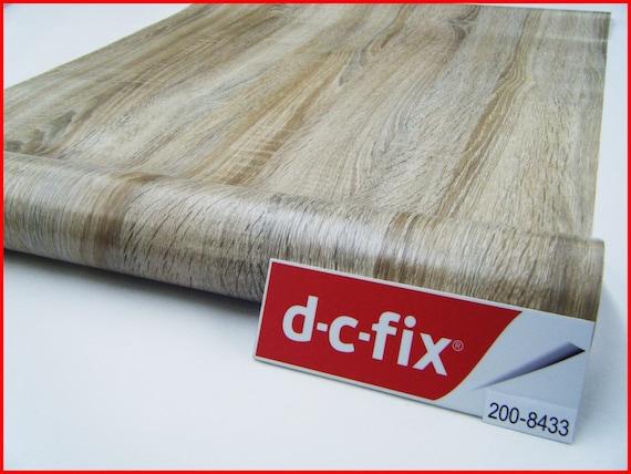 contact paper dc fix 67 5cm x 2m wood grain design effect self adhesive vinyl sticky back film. Black Bedroom Furniture Sets. Home Design Ideas