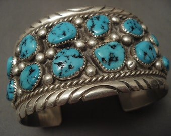 Museum Vintage 'Tom Moore' Silver Bracelet Old