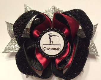 Gymnastics Hair Bow