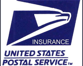 USPS Shipping Insurance Option and Signature Confirmation Options ~ Great for Apartments and Condos ~ Or areas where theft is a concern ~
