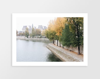 Autumn Colors | Paris, France